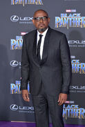 Forest Whitaker Black Panther premiere