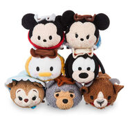 Frontierland Tsum Tsum Collection