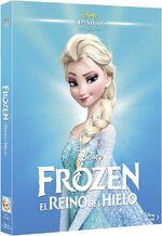 Frozen Spain Blu-ray Classics