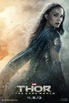 Jane Thor The Dark World poster