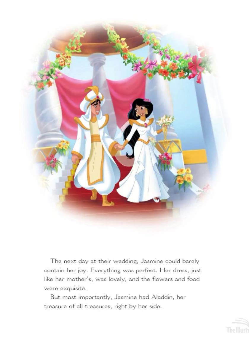 Image - Jasmine\'s Royal Wedding (12).jpg | Disney Wiki | FANDOM ...