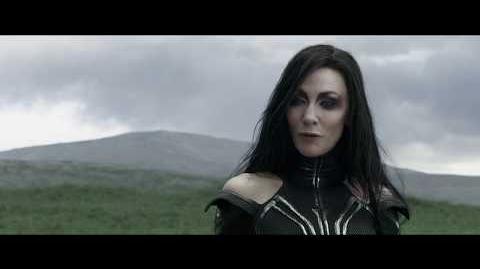 Marvel Studios' Thor Ragnarok - Hela Good