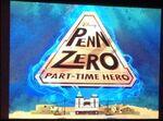 Penn Zero Part-Time Hero Logo