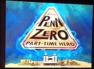 Penn Zero Part-Time Hero Logo