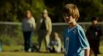 Timothy in soccer uniform