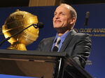 Woody Harrelson speaks at the 2011 Golden Globes