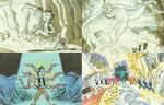 Aladdin storyboards 3