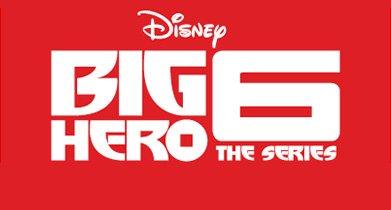 Risultati immagini per BIG HERO 6 serie BANNER