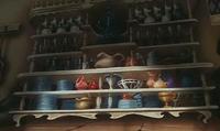 Bajilla cocina LittleMermaid