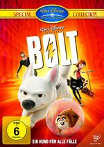 Bolt 2009 Germany DVD
