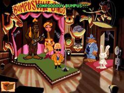 Bumpusville Pinoke