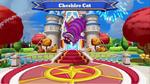 Cheshire Cat Disney Magic Kingdoms Welcome Screen