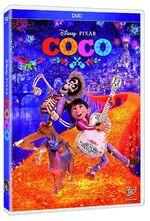 Coco DVD Mexico