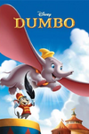 Dumbo re-release cover