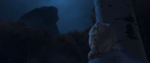Frozen II - Elsa Rock Creature