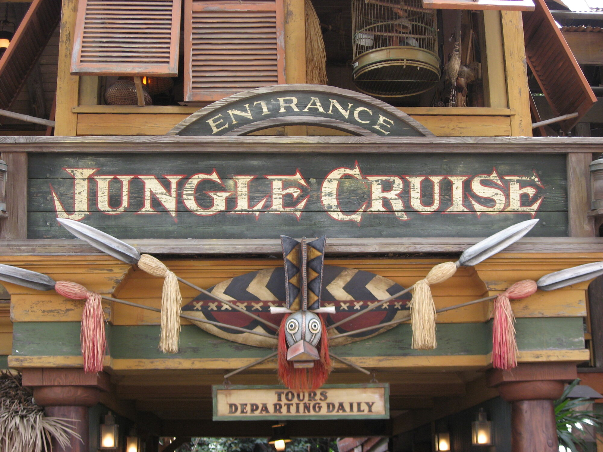 Image result for the jungle cruise disneyland anaheim