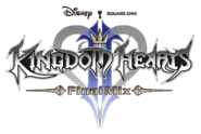 Kingdom Hearts II Final Mix Logo KHIIFM