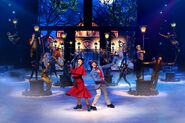 Mary Poppins Returns on Ice