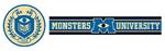 Monsters University emblem