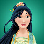 Mulan redesign icon