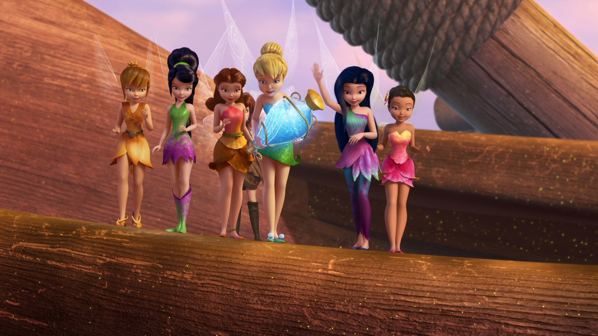 Pirate Fairy Disneyscreencaps 7710