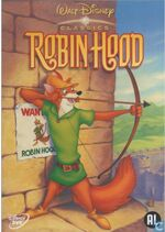Robin Hood 2002 Dutch DVD