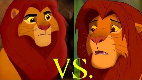 Video The Lion Guard Vs The Lion King Design