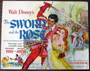 The sword and the rose lobby card