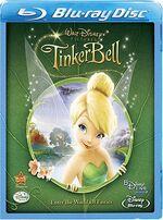 TinkerBellBlu-ray2008