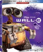 Wall-E Blu-ray 2019