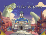 Wing It Like Witches
