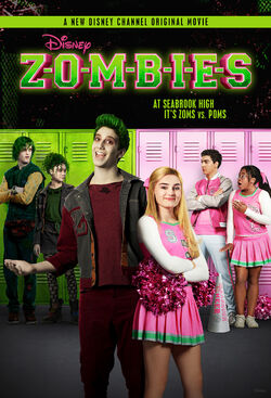 Zombies 2018 poster