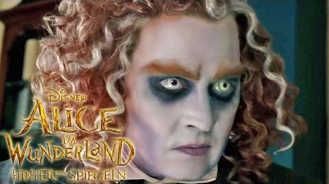 ALICE IM WUNDERLAND Hinter den Spiegeln - Das weiße Kaninchen - Ab 26. Mai im Kino Disney HD