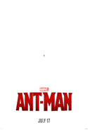 Ant-Man Teaser Poster