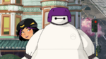Baymax and Go Go 2