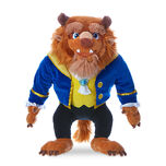 Beast Plush Doll - Beauty and the Beast