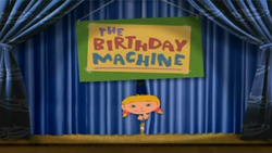 BirthdayMachine