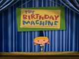 The Birthday Machine