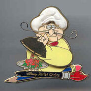 Chef Louis Pin