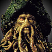 Davy Jones Headshot