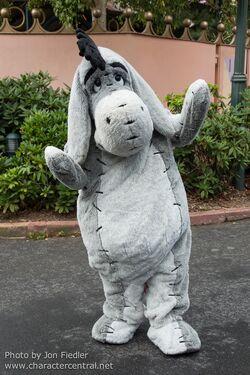 Eeyore Character Central