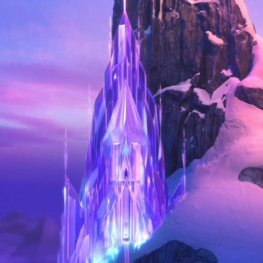 Elsa S Ice Palace Disney Wiki Fandom Powered By Wikia