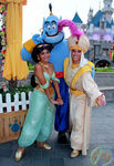 Genie Aladdin Jasmine