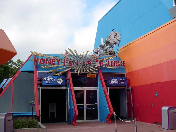 Image result for honey i shrunk the audience