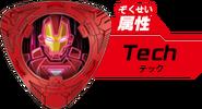 Iron Man's Disk Tech