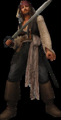 File:Jack Sparrow KHII.png