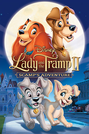 File:Lady and the Tramp II poster.jpg