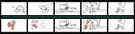 Moana Storyboards 1