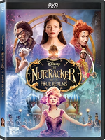 Nutcracker and the Four Realms DVD