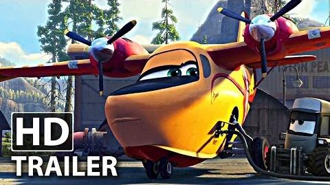 Planes 2 - Immer im Einsatz (Trailer)